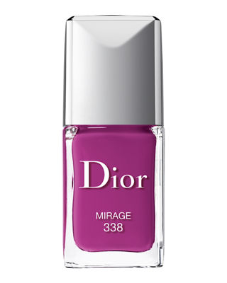 Vernis Couture Color, Gel Shine & Long Wear Nail Lacquer 2017 Instyle Award Winner, 338 Mirage