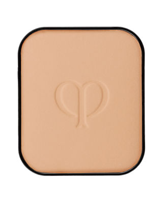 CLE DE PEAU Radiant Powder Foundation Spf 23 Compact Refill/0.38 Oz. in B30 Medium Beige