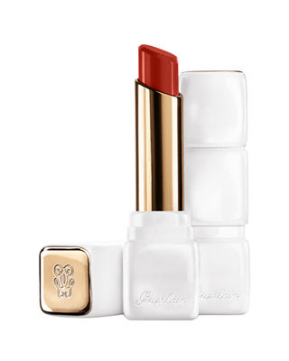 Bloom Of Rose - Kisskiss Roselip Hydrating & Plumping Tinted Lip Balm - R371 Morning Rose, Peach Party