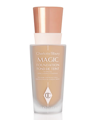 CHARLOTTE TILBURY MAGIC FOUNDATION BROAD SPECTRUM SPF 15 - 6.75 MEDIUM