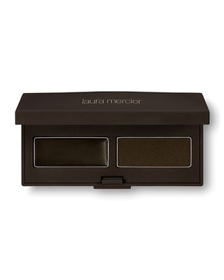 Sketch & Intensify Pomade And Brow Powder Duo - Brunette