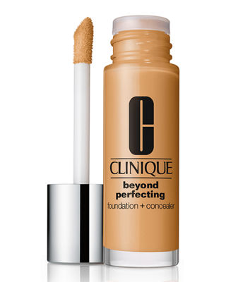 BEYOND PERFECTING FOUNDATION + CONCEALER - HONEY WHEAT
