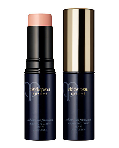 Cle de Peau Beaute Radiant Stick Foundation Broad