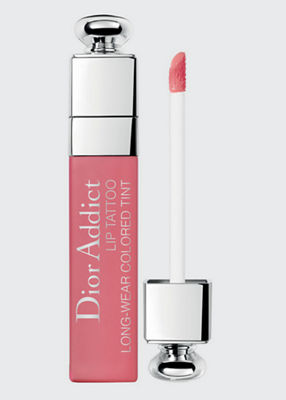 ADDICT LIP TATTOO LONG-WEARING COLOR TINT - 351 NATURAL NUDE