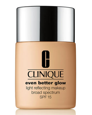 Even Better & #153 Glow Light Reflecting Makeup Broad Spectrum Spf 15, 1.0 Oz./ 30 Ml in 48 Oat
