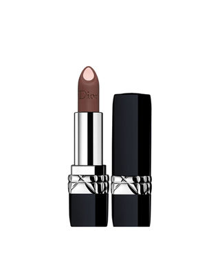 Double Rouge Matte Metal Colour & Couture Contour Lipstick - 510 Jungle Beige
