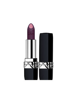 Double Rouge Matte Metal Colour & Couture Contour Lipstick - 992 Poison Purple