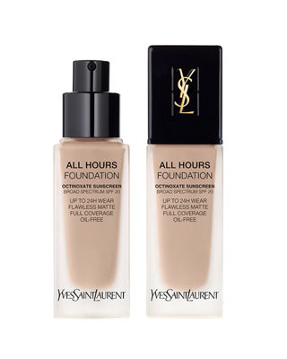 All Hours Longwear Natural Matte Foundation Br30 Cool Almond .84 Oz/ 25 Ml