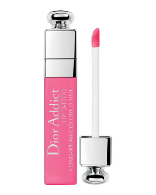 ADDICT LIP TATTOO LONG-WEARING COLOR TINT - 881 NATURAL PINK
