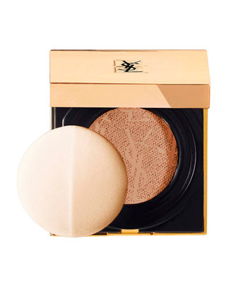 Touche Éclat Cushion Compact Foundation in B60 Amber