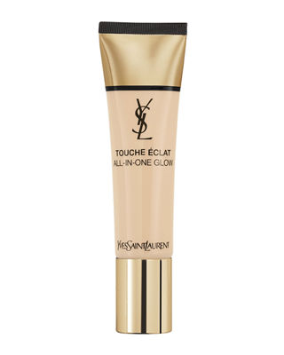 Touche Eclat All-In-One Glow B10 Porcelain 1.01 Oz/ 30 Ml