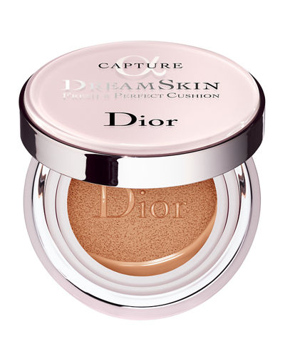 Dior Dreamskin Fresh + Perfect Cushion Mousse Foundation