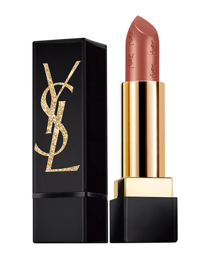 Rouge Pur Couture Gold Attraction Collection Lipstick