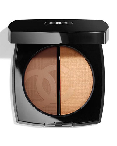 <b>DUO BRONZE ET LUMIÈRE</b><br>Limited Edition Cruise Collection Bronzer and Highlighter Duo