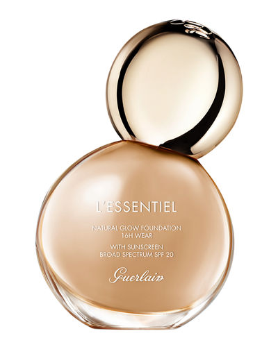 L'Essentiel Natural 16-Hour Wear Foundation SPF 20, 1 oz./ 30 mL
