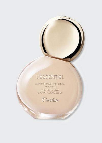 L'Essentiel Natural 16-Hour Wear Foundation SPF 20  1 oz./ 30 mL