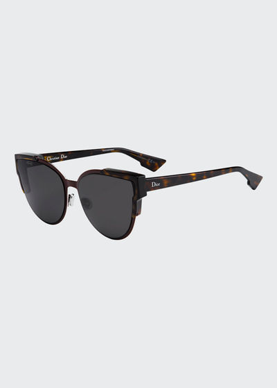 Wildly Dior Cat-Eye Sunglasses