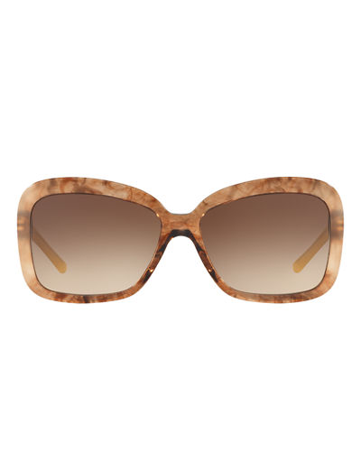 London Rectangle Sunglasses