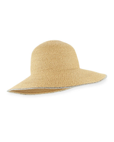 73dcf41f1e5 Eric Javits Hampton Squishee Packable Sun Hat