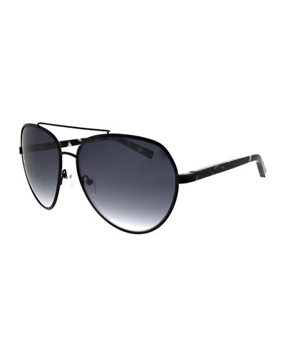 Harley Oversized Aviator Sunglasses