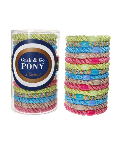 Grab & Go Pony Tube