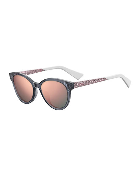4bd46146167 Dior Ama 7 Cannage Sunglasses In Pink