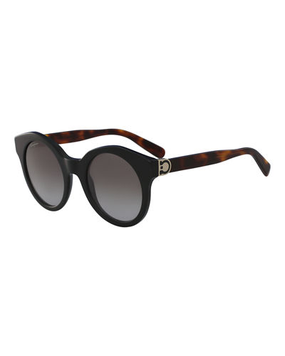 Gancio Cat-Eye Sunglasses
