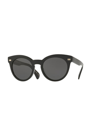 Dore Acetate Cat-Eye Sunglasses
