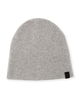 Ace Reversible Cashmere Beanie