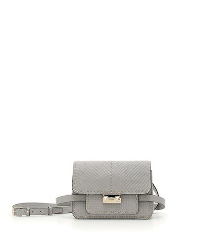 Ziggy Stud Quilted Belt Bag