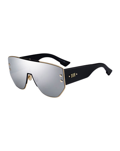 Dior Addict1 Mirrored Shield Sunglasses