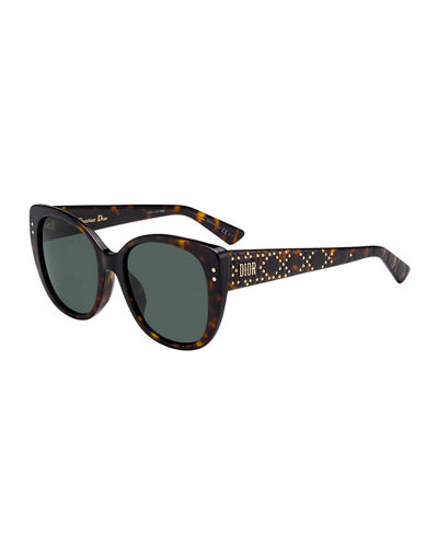 51156ee198 Lady Dior Studs Square Sunglasses