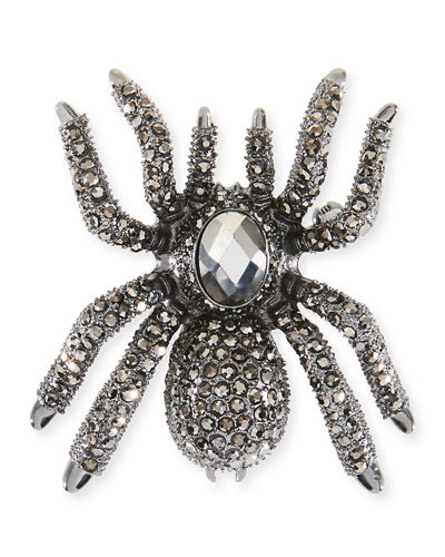 Embellished Spider Hair Pin