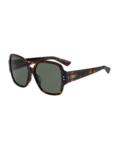 3fcf16f316 Lady Dior Studs Square Sunglasses
