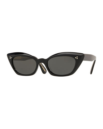 Designer Sunglasses : Aviator & Cat-Eye Sunglasses at Bergdorf Goodman