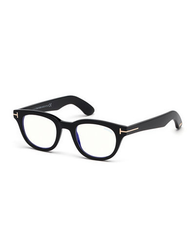 78bfb8028c4d8 Optical Frames   Square Readers   Round Optical Frame at Bergdorf ...