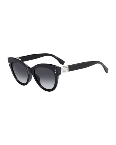 Gradient Acetate Sunglasses