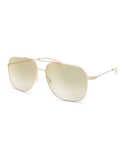 Aeronaut Metal Aviator Sunglasses