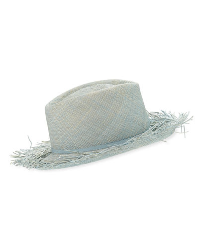 Bungalow Straw Panama Hat
