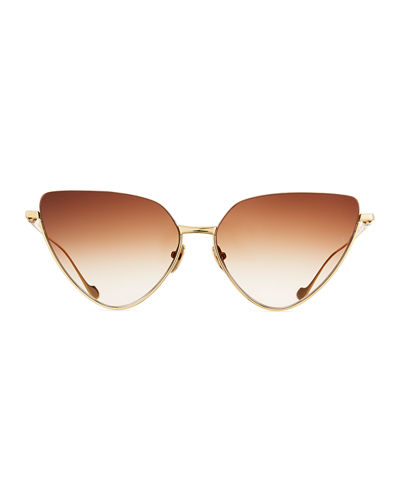 Jacqueline Cat-Eye Sunglasses