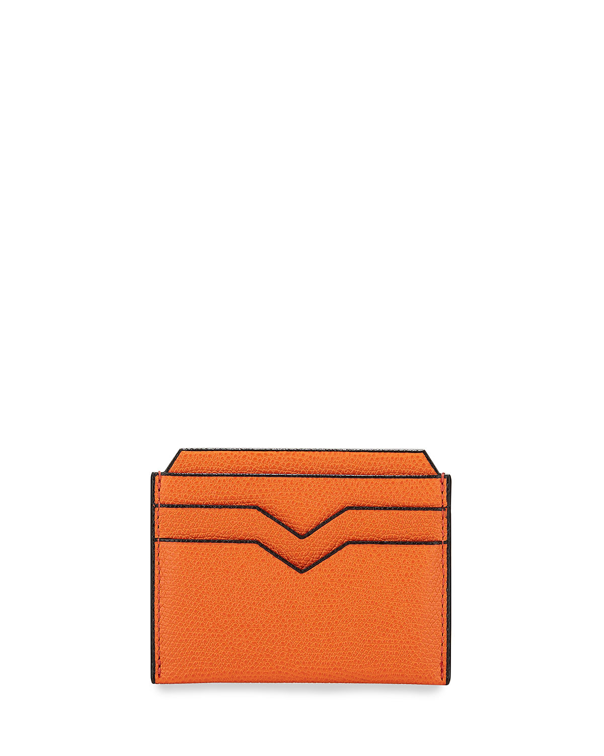 Valextra Bags SAFFIANO LEATHER CARD CASE