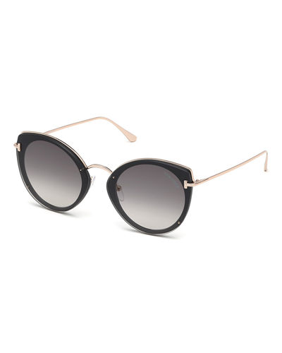 59430449820a TOM FORD Women's Sunglasses : Aviators at Bergdorf Goodman