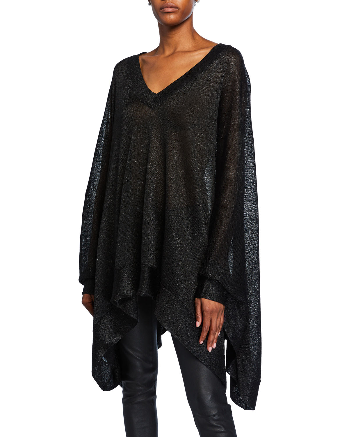 Missoni Tops V-NECK LUREX PONCHO