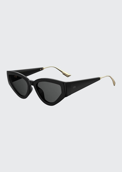 CatStyleDior1 Cat-Eye Sunglasses
