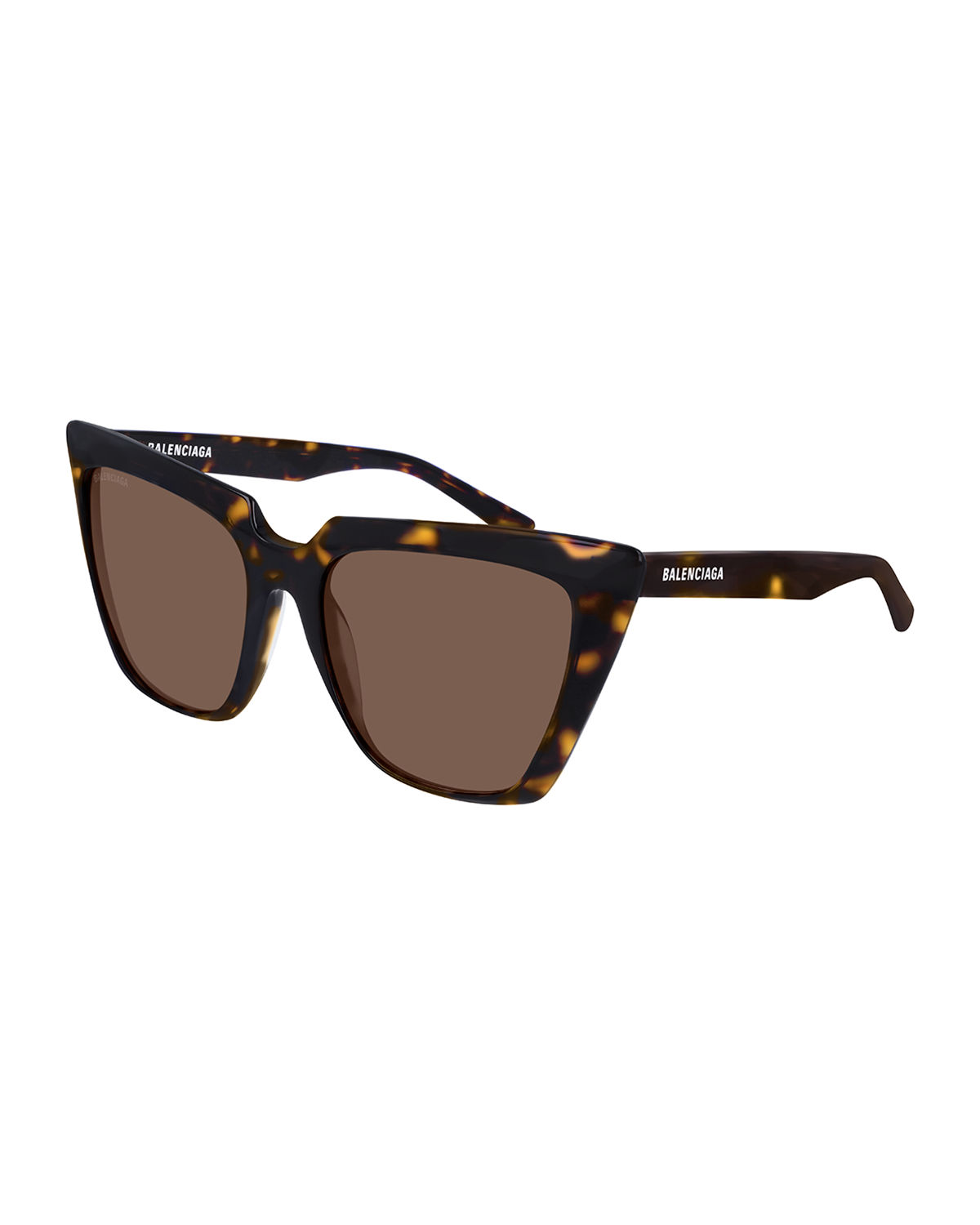 Balenciaga Sunglasses CAT-EYE ACETATE SUNGLASSES