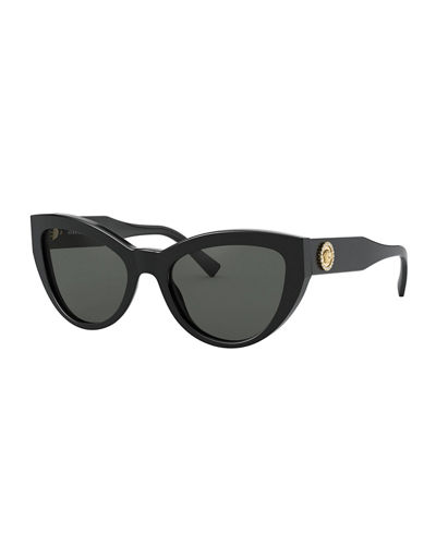 Cat-Eye Medusa Sunglasses