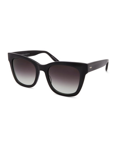 Utena Zyl Acetate Rectangle Sunglasses