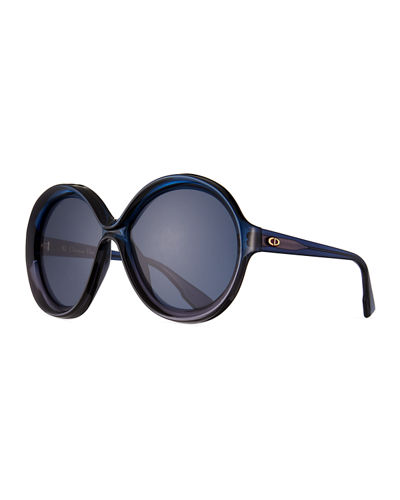 DiorBianca  Butterfly Sunglasses