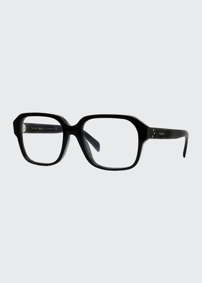Rectangle Acetate Optical Frames