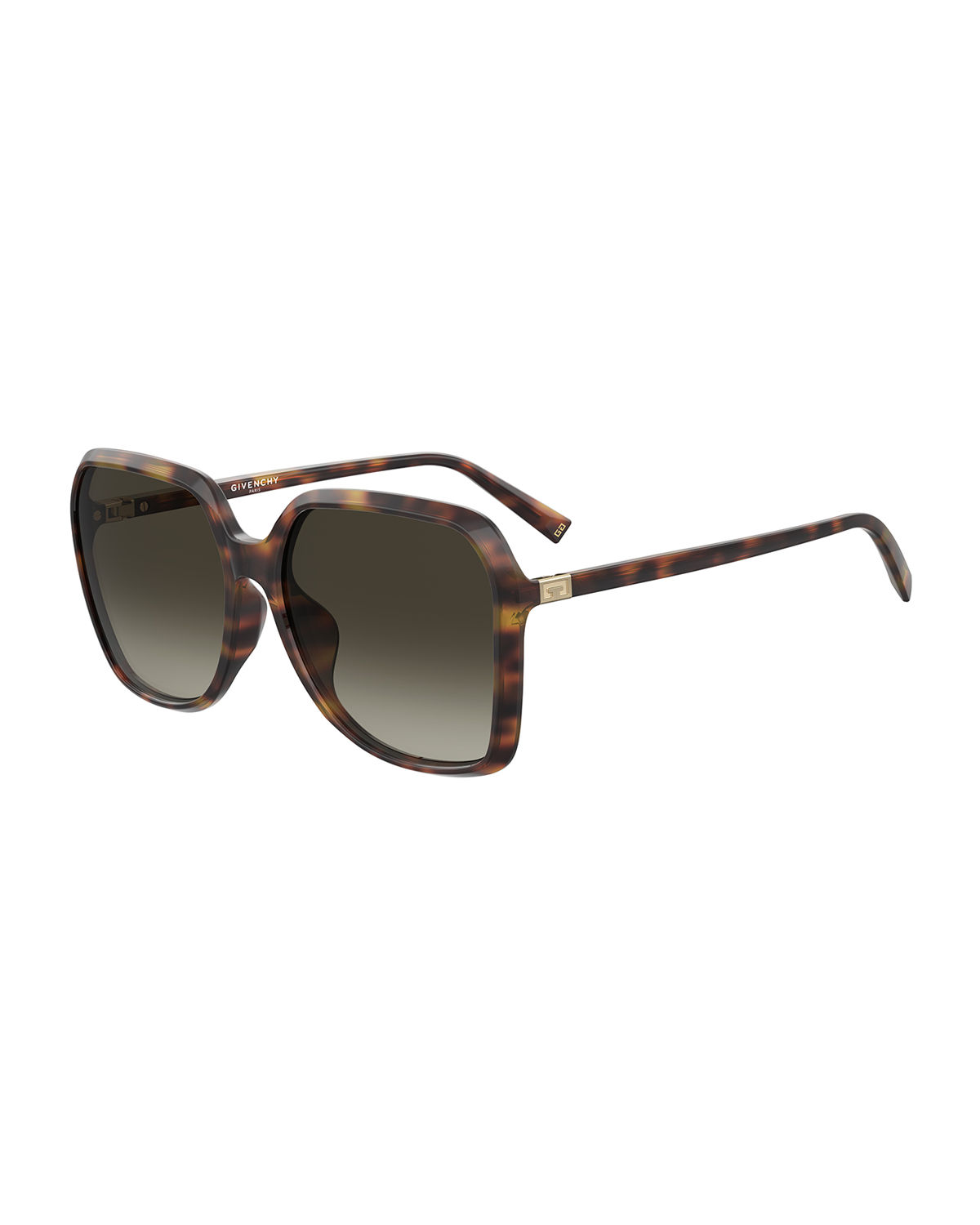 Givenchy OVERSIZED SQUARE PROPIONATE SUNGLASSES